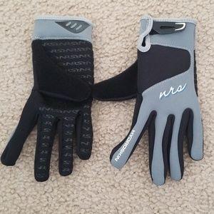 NRS waterproof gloves